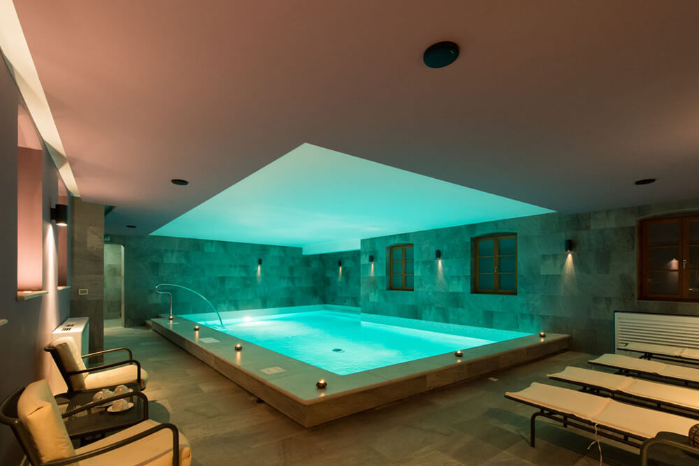 Spa Amp Relax Zone And Swimming Pool Vela Vrata Hotel